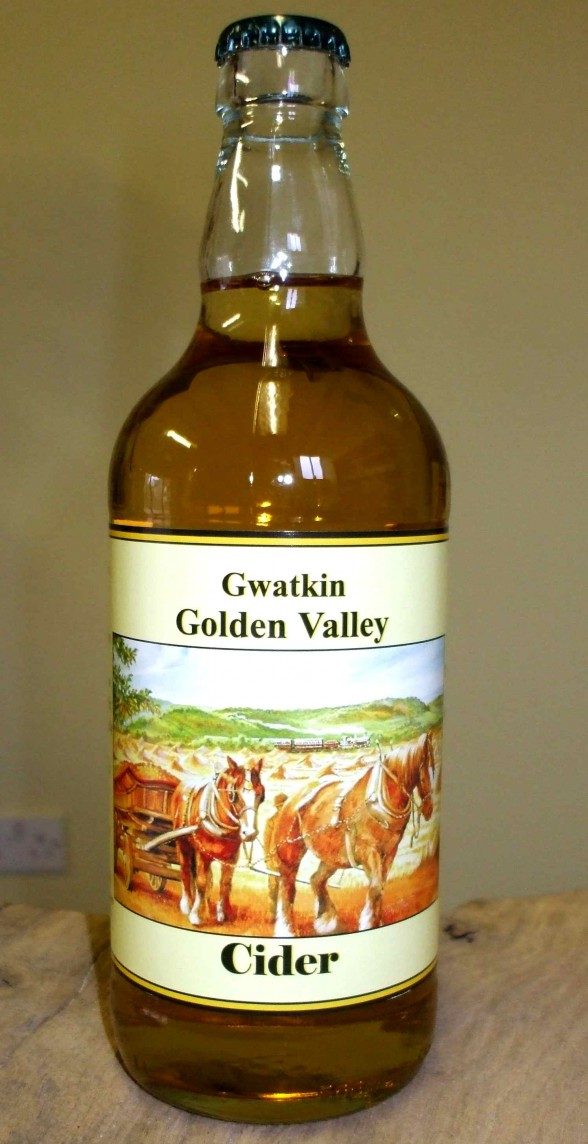 Goldenvalleycider