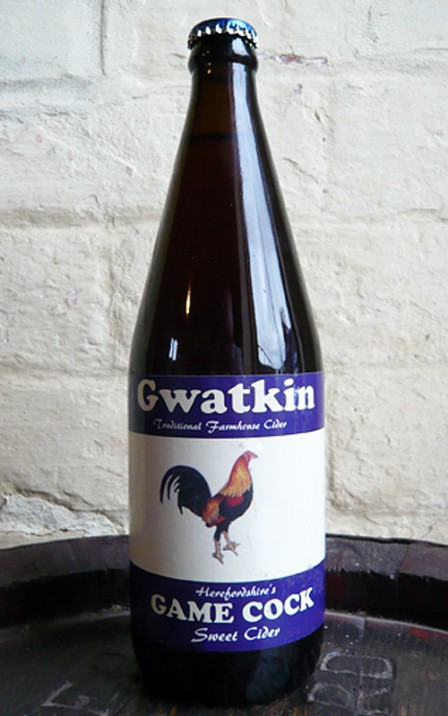 game cock cider