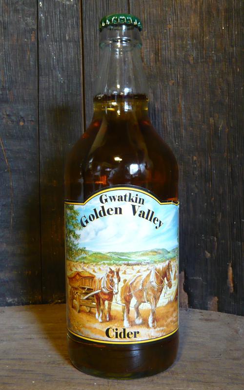 golden valley cider